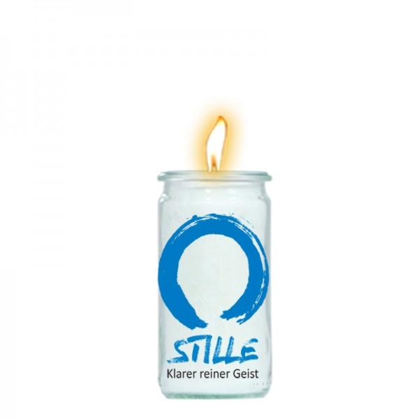 Herzlicht Zen-Kerze 13 x 6 cm