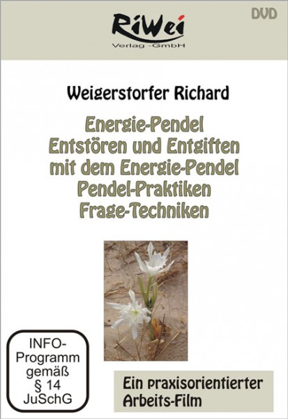 Richard Weigerstorfer - Energie-Pendel (DVD)
